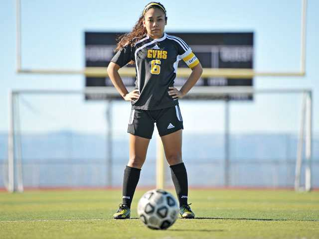 Golden Valley's Gabby Lopez has been a leader and positive force for the Grizzlies throughout her four-year varsity career.