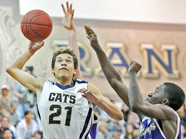 Prep boys basketball: West Ranch wins Foothill crown outright