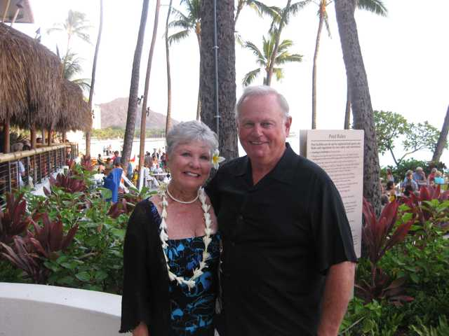Geri and Doug Boka celebrated their 50th anniversary.
