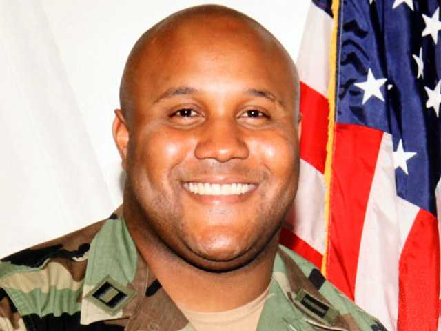Former Los Angeles police officer Christopher Dorner.