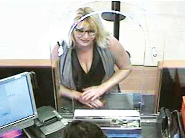Santa Clarita Valley Sheriff's deputies are seeking public assistance in identifying the woman pictured above.