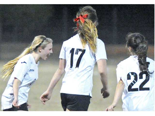 Prep girls soccer: The game tilts to SCCS