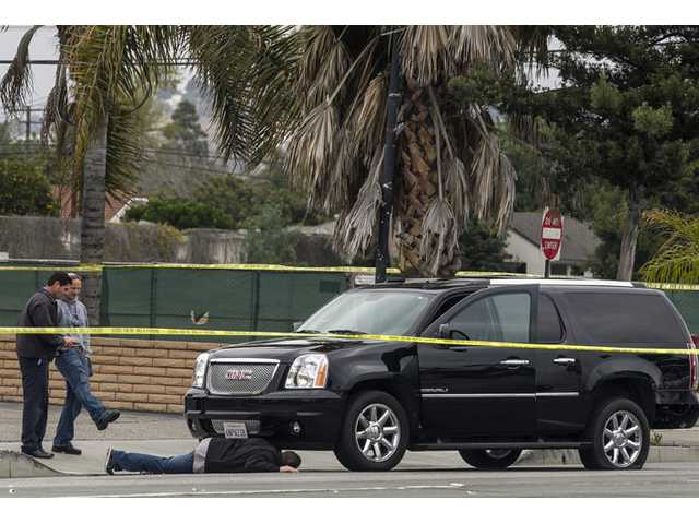 Shooting spree across Calif county leaves 4 dead