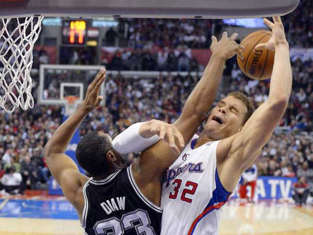 NBA: Spurs beat Clippers 116-90 for 5th straight win