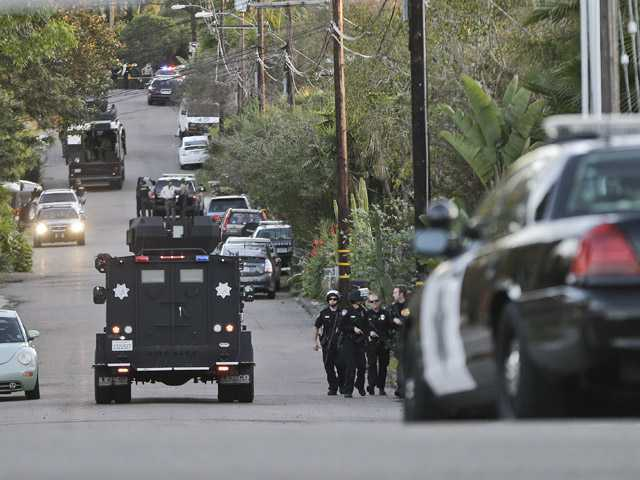 Suspect fatally shot by gang task force in Stockton