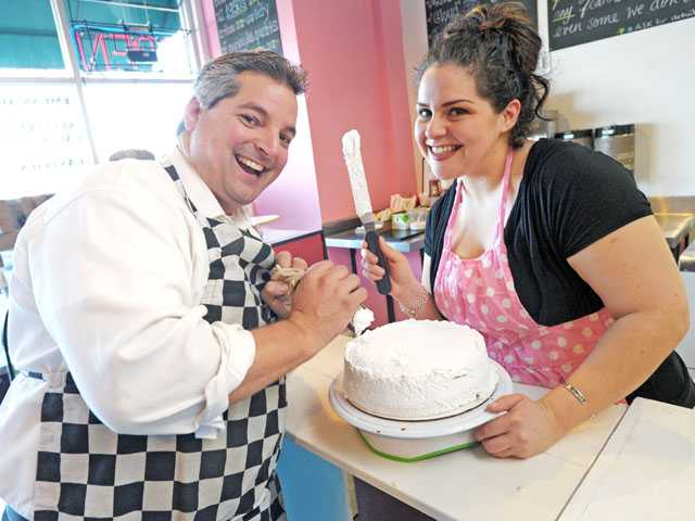 The fifth annual Sweet Charity Cake Auction and Competition will be held Saturday, March 2.