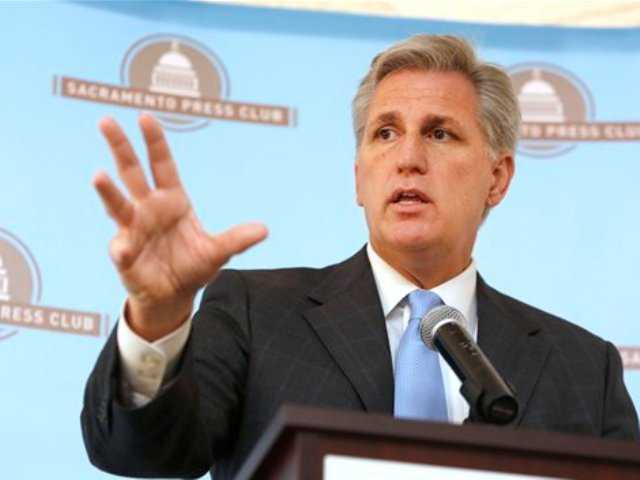 U.S. Rep., Kevin McCarthy, of Bakersfield, the House Majority Whip, will be attending the state GOP convention held in Sacramento this weekend, urged Republicans to fundamentally restructure the party's operations, and to deliver a message of optimism.