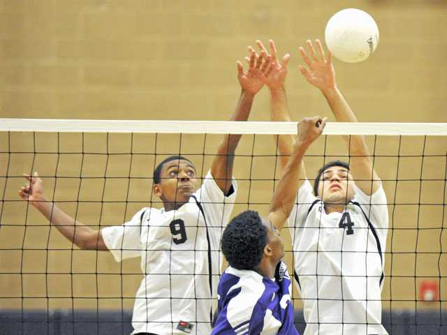 Golden Valley boys volleyball hits reset