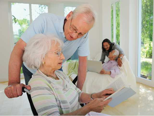 Before choosing a facility for themselves or an elderly relative, individuals should spend some time at the facilities they're considering to get a firsthand look. (Metro Creative Connection)
