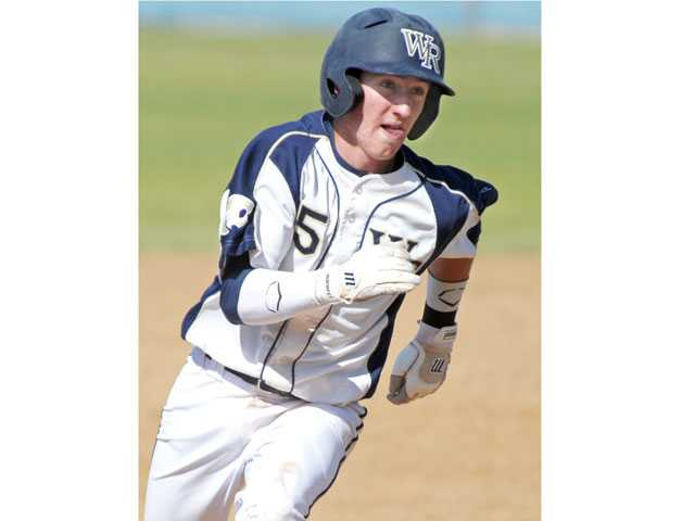 West Ranch sophomore Jagger Rusconi was one of the best hitters and biggest surprises of the league last season.