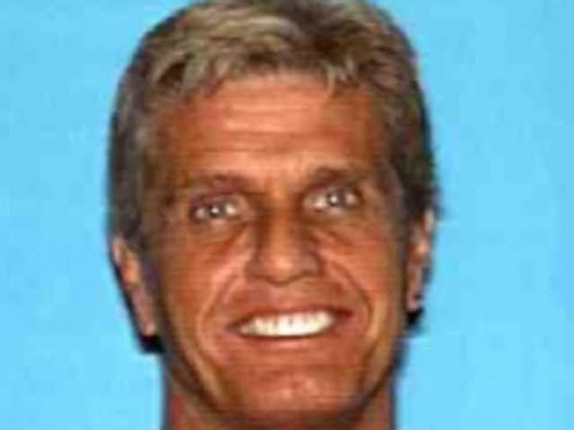 The 10-month search for a movie executive has gone from a missing persons investigation to a murder investigation. (AP)