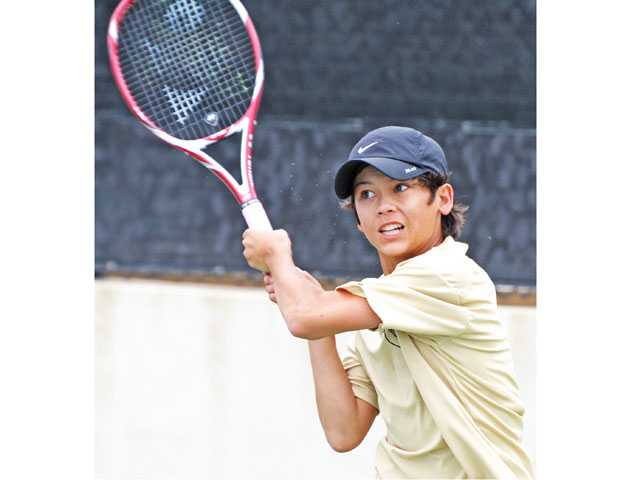 Golden Valley sophomore Brandon Yu is trying to carry the momentum over from an impressive freshman campaign in 2012.