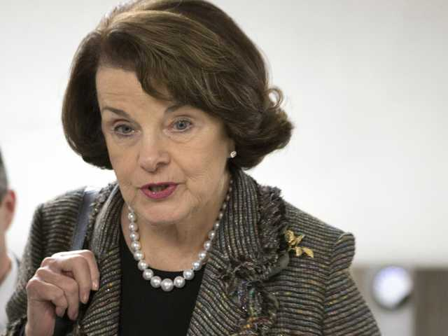 Sen. Dianne Feinstein, D-Calif., says she's been told the assault weapons ban will not be part of the initial gun control measure the Senate will debate next month.