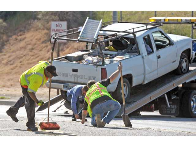 Newhall: Screws loose on Highway 14
