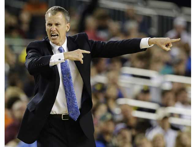On Monday, USC announced it hired former Florida Gulf Coast head coach Andy Enfield as its new head men's basketball coach.