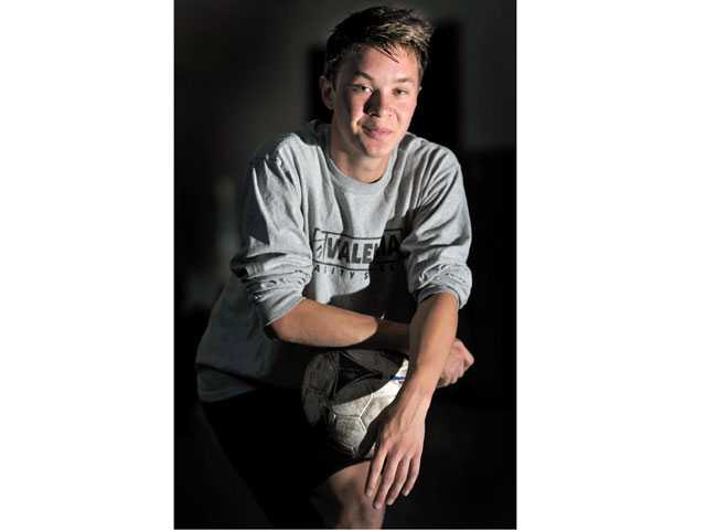 2013 All-SCV Boys Soccer: Valencia's Zach Klindworth