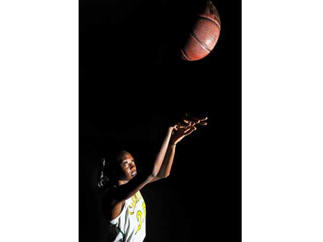 2013 All-SCV Girls Basketball: Canyon's Alia McCoy, Her best for last