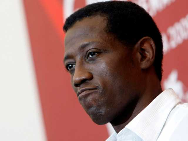Wesley Snipes, convicted in 2008 on tax charges, was released Tuesday from a federal prison.