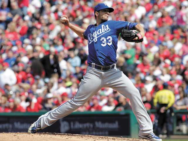 Hart graduate James Shields overcomes slow start for Royals