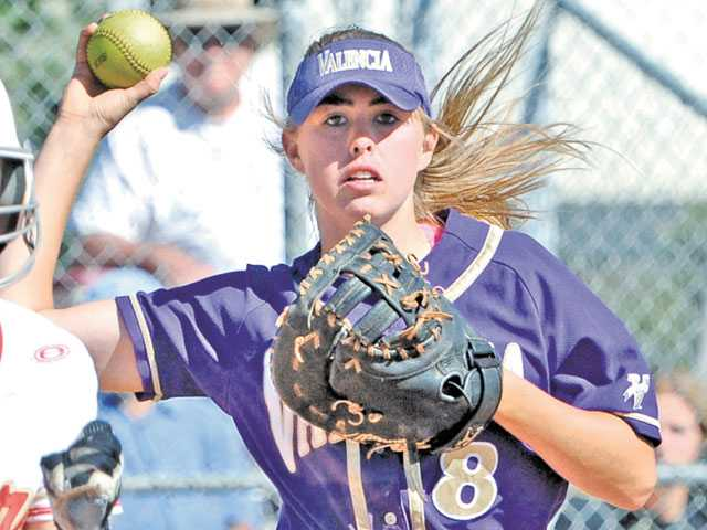 Valencia's Kristina Brackpool will be a player to watch in 2013.