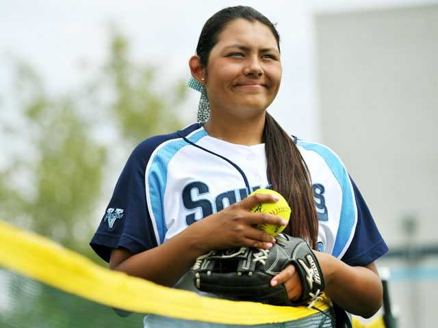 Just days after turning 15, Saugus freshman pitcher Mariah Lopez was offered a five-year scholarship to play for the University of Oklahoma beginning in the 2016 season.