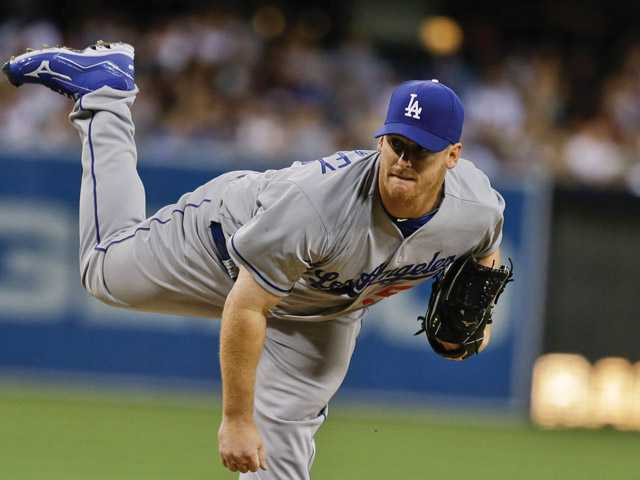 Billingsley bolsters Dodgers