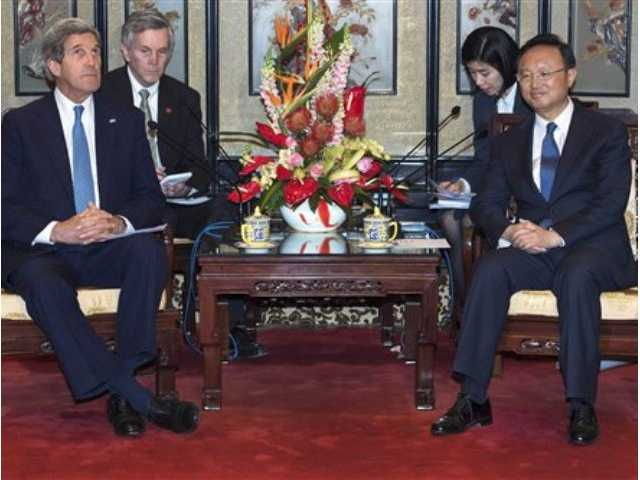 US, China pledge efforts for nuclear-free N. Korea