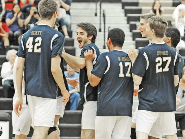 West Ranch volleyball clinches outright Foothill title