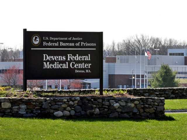 Dzhokhar Tsarnaev, charged in the April 15 Boston Marathon bombing, has been moved from a Boston hospital to the federal medical center at Devens in Massachusetts.