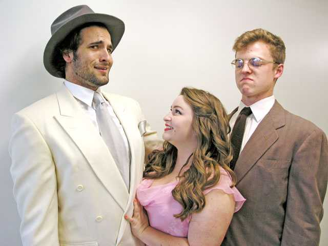 "The College of the Canyons theatre department will present its production of playwright Ken Ludwig's timeless, farcical comedy ""Lend Me a Tenor,"" running May 9-12."