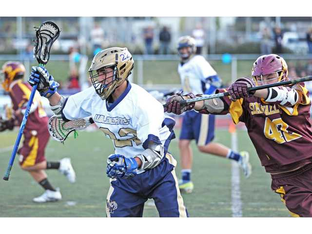 Experiment a success for West Ranch lacrosse
