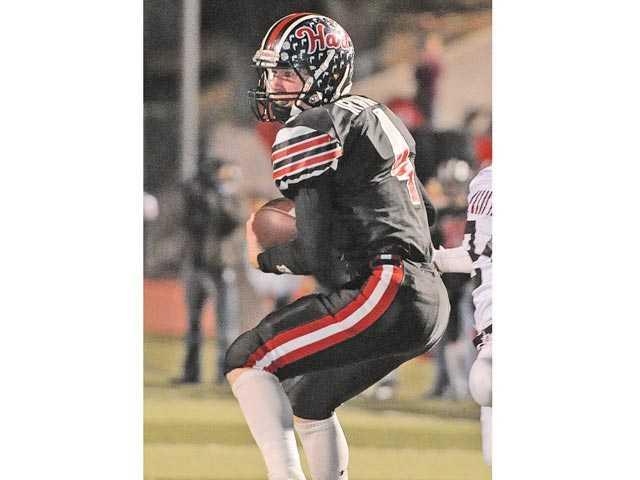 Hart High junior Trent Irwin was offered a football scholarship from the University of California, Berkeley.