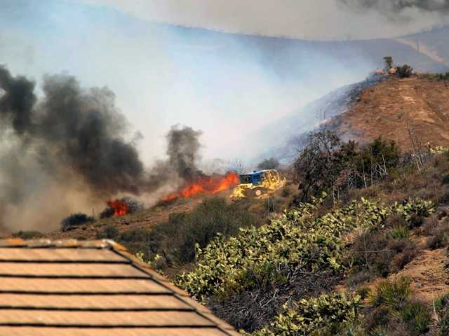 Point Mugu park reopening many areas after fire