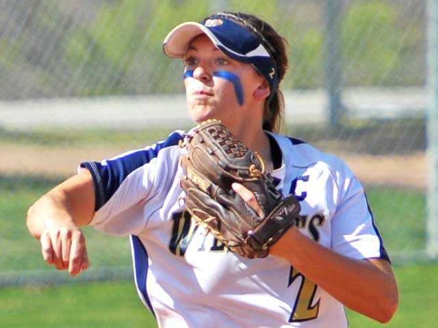 West Ranch senior shortstop Kylie Sorenson earned All-Foothill League Player of the Year honors for the second straight season.