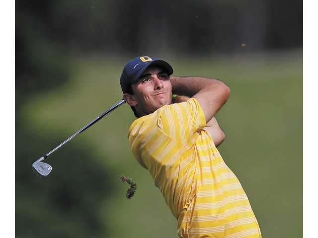 Valencia graduate Max Homa is the NCAA Division I Men's Golf National Champion.