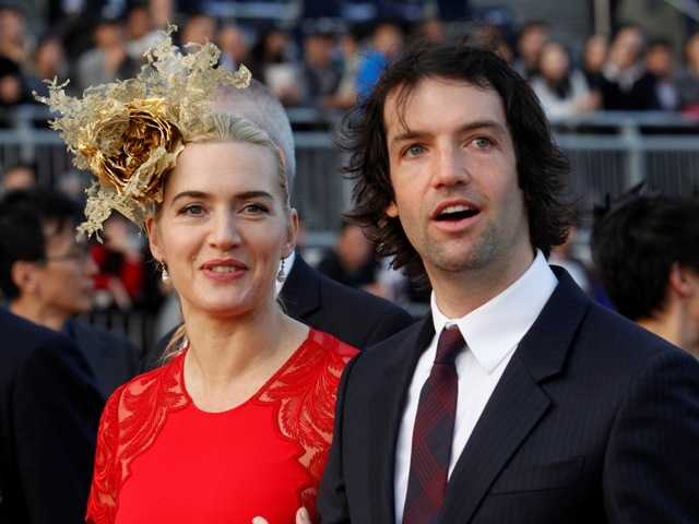 Kate Winslet expecting a baby with new husband
