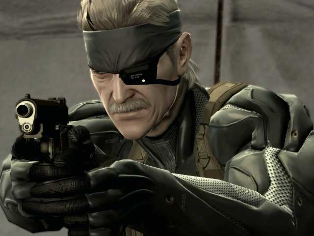 Sutherland to play Snake in 'Metal Gear Solid'