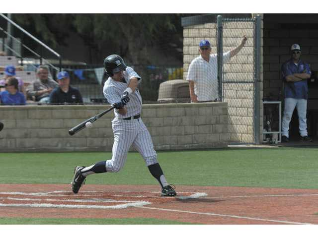 Saugus graduate Kyle Hooper was drafted by his childhood favorite team Los Angeles Dodgers on Saturday. Photo courtesy UC Irvine.