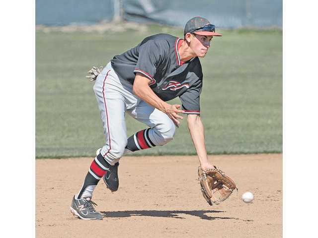 Former Hart outfielder and shortstop Luke Persico was selected by the Colorado Rockies in the MLB First-Year Player Draft on Saturday.