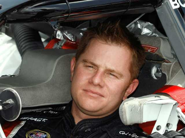 NASCAR Busch series driver Jason Leffler,37, died in a race accident in New Jersey Wednesday night.