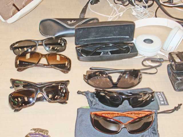 Stolen property recovered from suspects in Bridgeport burglaries