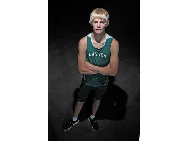 Canyon junior Jeremy Kimmer is The Signal's 2013 All-Santa Clarita Valley Boys Track and Field Athlete of the Year.