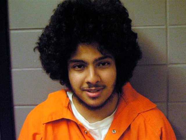 This undated photo provided by the U.S. Marshal's office shows Adel Daoud, of Hillside, Ill. Daoud is charged with terrorism for allegedly trying to set off what he thought was a car bomb Sept. 14, 2012, near a downtown Chicago bar.