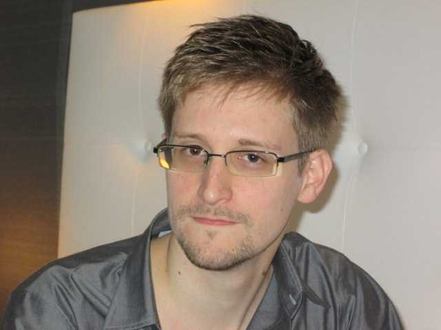NSA Wistleblower Edward Snowden is the source of The Guardian's disclosures about the U.S. government's secret surveillance programs.
