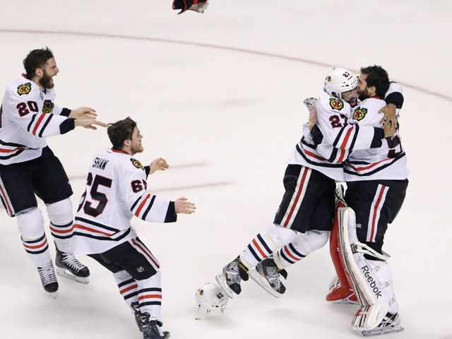 NHL: Blackhawks win Stanley Cup