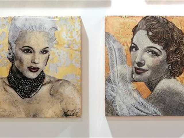 Governors' muses, mistresses prompt art debate