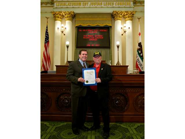 Wilk names Santa Clarita Valley man 'Veteran of the Year'