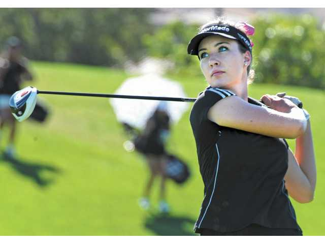 Hart golfer Jamie Corr advanced to the third of four rounds of the CIF playoffs during her senior season.