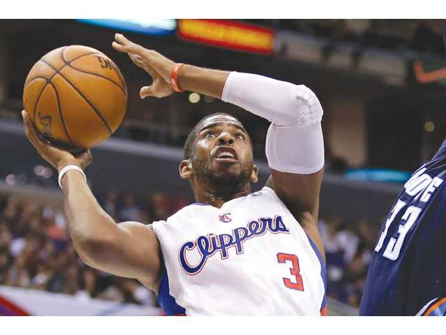 Chris Paul staying with L.A. Clippers