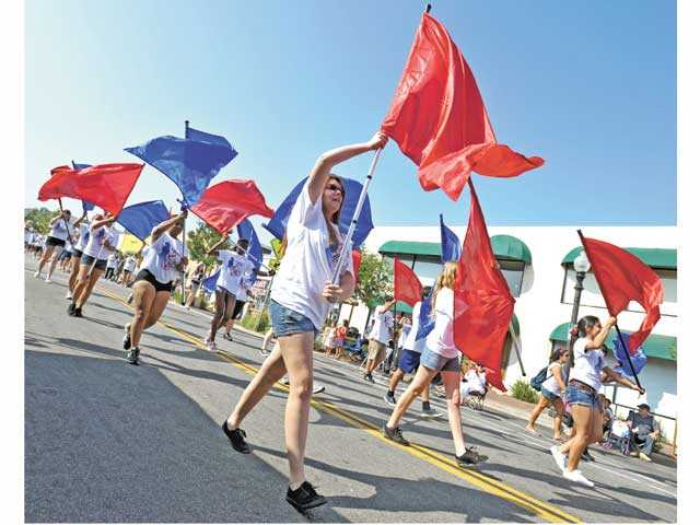Parade continues 81-year-old tradition